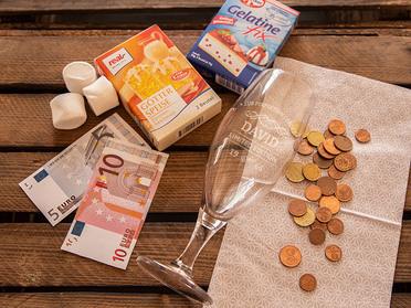 Verpacken geldgeschenk münzen VIDEO: Geldgeschenke